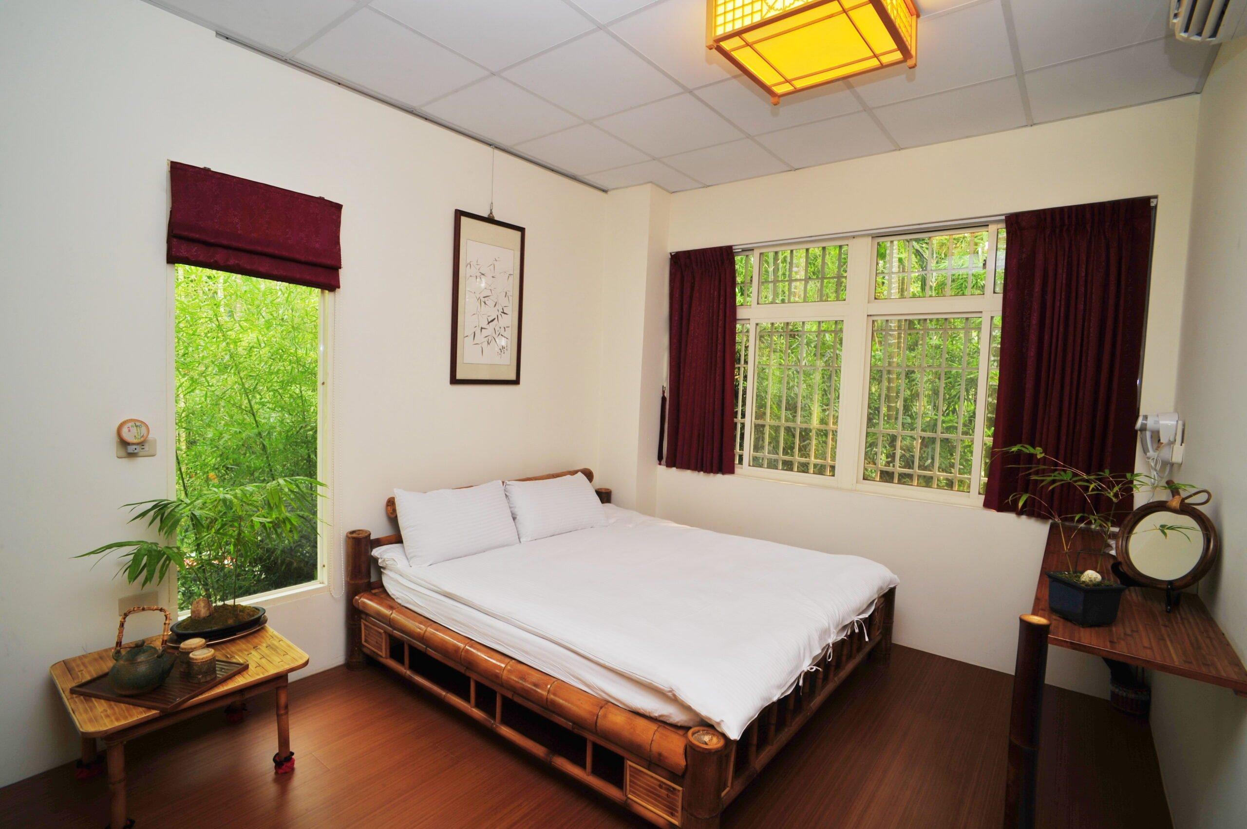 竹床雙人房