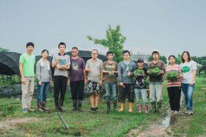 蓮心園庇護農藝工場